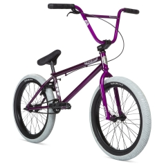"HEIST 20"" COMPLETE BIKE 2020 DEEP PURPLE"
