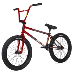 "SINNER FC LHD 20"" COMPLETE BIKE 2020 ROAD KILL (RED SPLATTER FADE)"