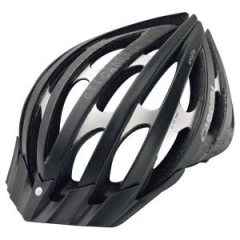 Шолом CARRERA MTB ARTIGLIO BLACK MATTE GREY 54-57см, 58-61см