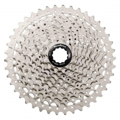 Касета 10шв 11-34T SUN RACE MS MTB, metallic/silver