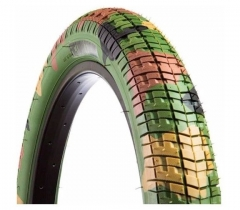 "Покришка Stolen 20"" Fiction TROOP 2.3 TIRE (55-65 PSI) JUNGLE CAMOUFLAGE"