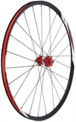 "Колесо переднє Formula Superlight Wheelset Volo XC (RB60FRS900) 26"" FRONT QR9 red"