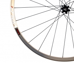 "Колесо переднє Formula Superlight Wheelset Volo XC 26"" FRONT QR9 2"